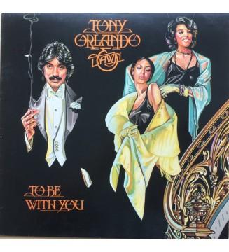 Tony Orlando & Dawn - To Be With You (LP, Album) mesvinyles.fr