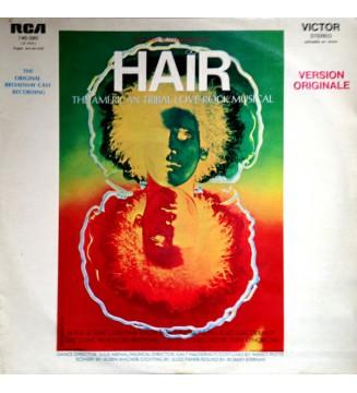 Various - Hair - The American Tribal Love-Rock Musical (Version Originale) (LP, Album) mesvinyles.fr