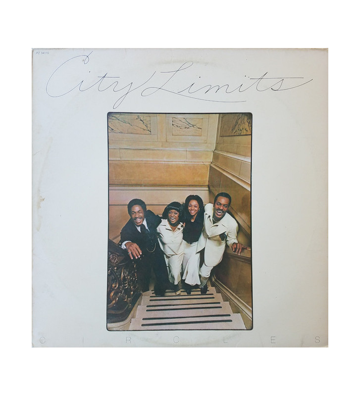 City Limits - Circles (LP, Album) mesvinyles.fr