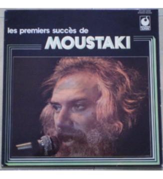 Georges Moustaki - Les Premiers Succès De Moustaki (LP, Comp) mesvinyles.fr