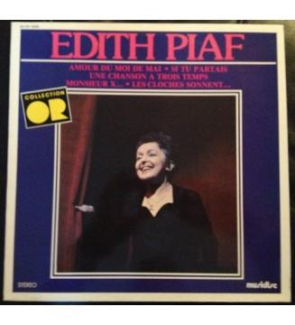 Edith Piaf - Edith Piaf  (LP, Comp, Club) mesvinyles.fr