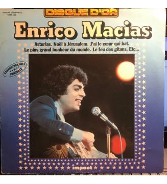 Enrico Macias - Enrico Macias (LP, Comp, RE, Red) mesvinyles.fr