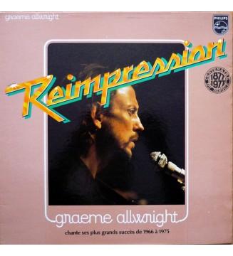 Graeme Allwright - Chante Ses Plus Grands Succès De 1966 À 1975 (LP, Comp, Gat) mesvinyles.fr