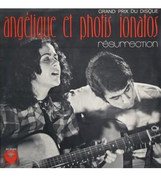 Angélique Et Photis Ionatos* - Résurrection (LP, Album, RP) mesvinyles.fr
