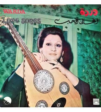 وردة*  Warda - أغاني حب  Love Songs (LP, Album) mesvinyles.fr