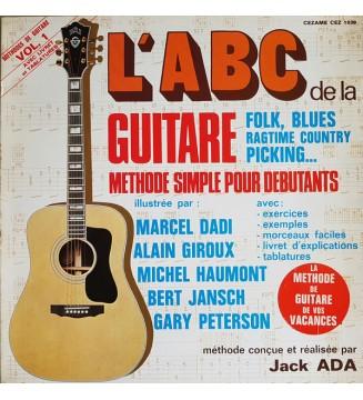 Various - L'ABC De La Guitare (LP) mesvinyles.fr