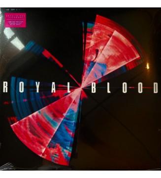 Royal Blood (6) - Typhoons (LP, Album, Ltd, Tra) mesvinyles.fr