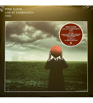 Pink Floyd - Live At Knebworth 1990 (2xLP, Album, 180)