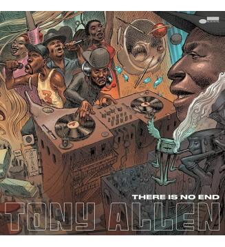 Tony Allen - There Is No End (2xLP, Album) mesvinyles.fr