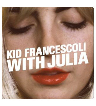Kid Francescoli - With Julia (LP, Album, Ltd, RE, Red) mesvinyles.fr