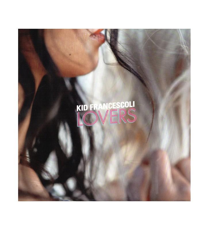 Kid Francescoli - Lovers  (LP, Album, Tra) mesvinyles.fr