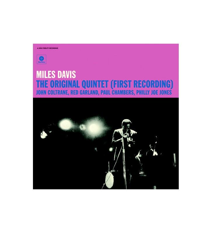 Miles Davis - The Original Quintet (First Recording) (LP, Album, RE, RM) mesvinyles.fr
