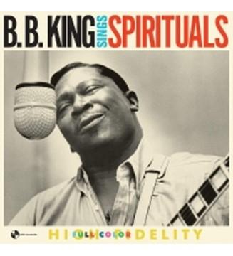 B.B. King - B. B. King Sings Spirituals (LP) mesvinyles.fr
