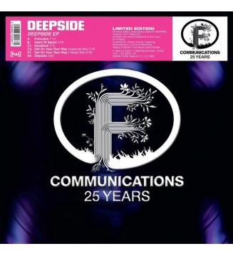 "Deepside - Deepside EP (2x12"", Ltd, RE, RM) mesvinyles.fr"