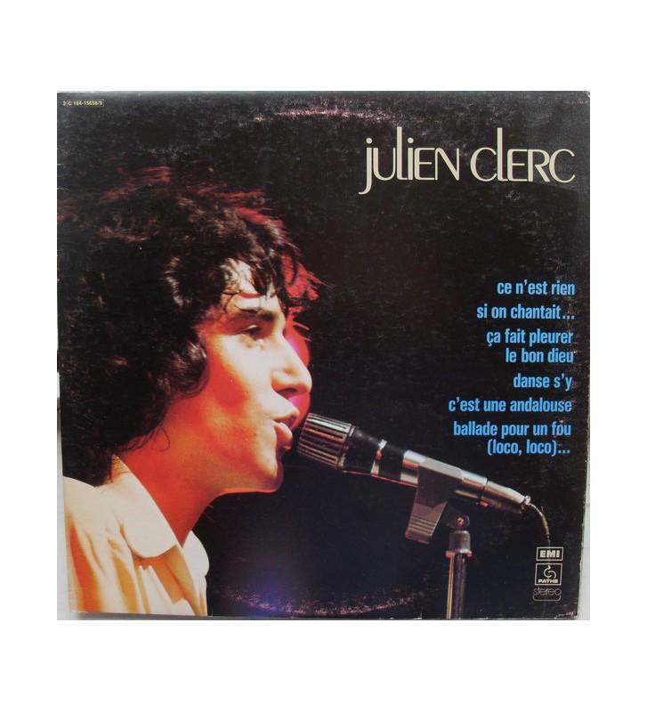 Julien Clerc - Julien Clerc (2xLP, Comp, Gat) mesvinyles.fr