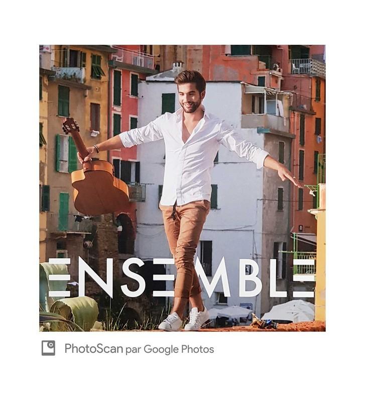 Kendji Girac - Ensemble (LP, Album) mesvinyles.fr
