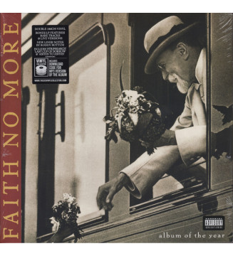 Faith No More - Album Of The Year (2xLP, Album, RE, RM, Gat)