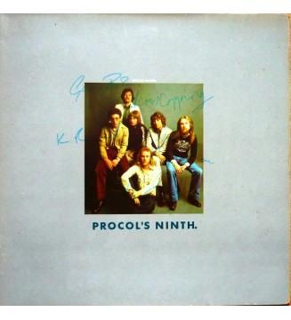 Procol Harum - Procol's Ninth (LP, Album, Gat)