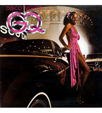 GQ - Disco Nights (LP, Album, Ter) mesvinyles.fr