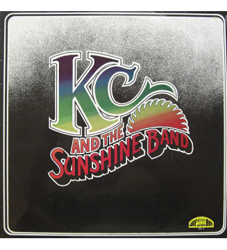 KC And The Sunshine Band* - KC And The Sunshine Band (LP, Album) mesvinyles.fr
