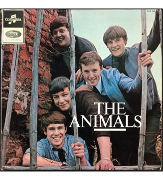 The Animals - The Animals (LP, Album, Mono) mesvinyles.fr
