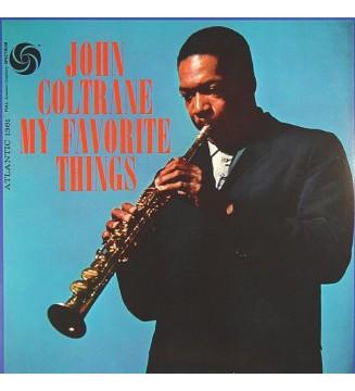 John Coltrane - My Favorite Things (LP, Album, RE) mesvinyles.fr