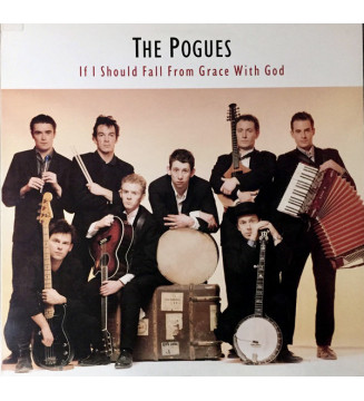 The Pogues - If I Should Fall From Grace With God (LP, Album, RE, RM, 180) mesvinyles.fr