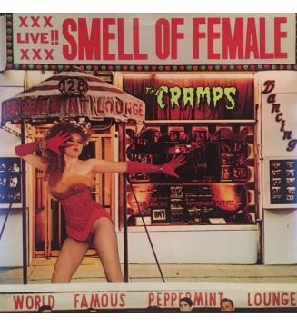 "The Cramps - Smell Of Female (12"", MiniAlbum, M/Print) mesvinyles.fr"