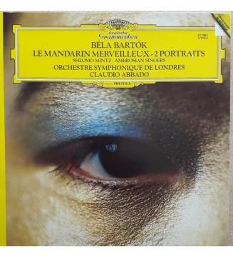 Béla Bartók — London Symphony Orchestra* · Claudio Abbado - Shlomo Mintz · Ambrosian Singers* - Le Mandarin Merveilleux · 2 Por