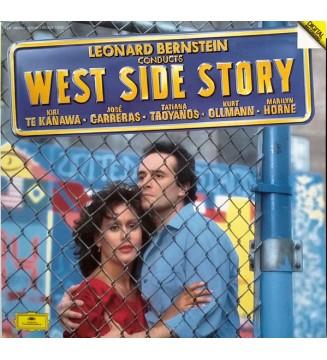 Leonard Bernstein - West Side Story (2xLP, Album, Gat) mesvinyles.fr