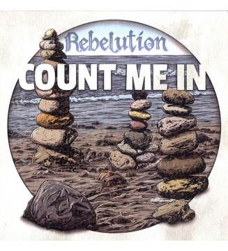 Rebelution (3) - Count Me In  (LP, Album) mesvinyles.fr