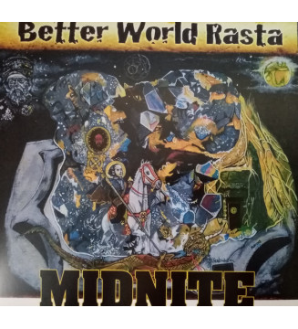 Midnite (2) - Better World Rasta (2xLP) mesvinyles.fr
