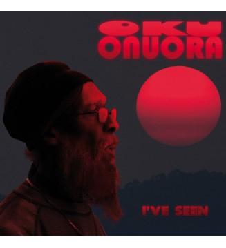 Oku Onuora - I've Seen (LP) mesvinyles.fr