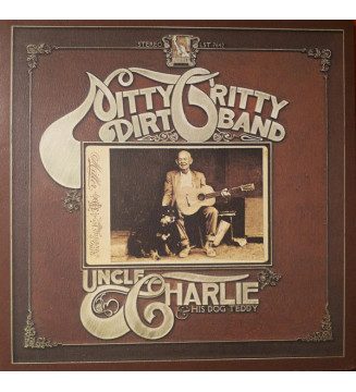 Nitty Gritty Dirt Band - Uncle Charlie & His Dog Teddy (LP, Album, Gat) mesvinyles.fr