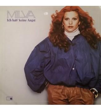 Milva - Ich Hab' Keine Angst (LP, Album) mesvinyles.fr