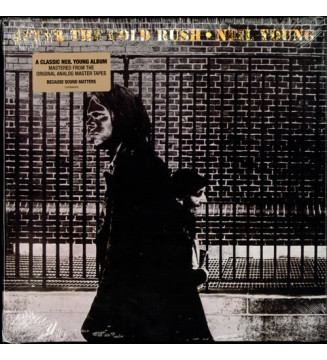 Neil Young - After The Gold Rush (LP, Album, RE, RM, 180) mesvinyles.fr