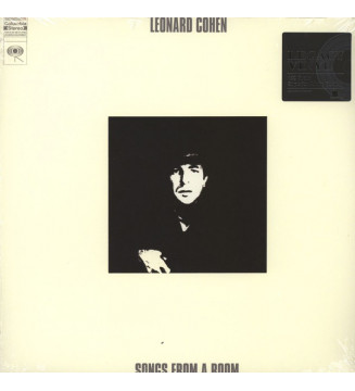 Leonard Cohen - Songs From A Room (LP, Album, RE, 180)
