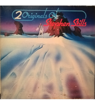 Stephen Stills - 2 Originals Of Stephen Stills (2xLP, Album, Comp) mesvinyles.fr