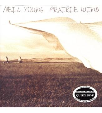 Neil Young - Prairie Wind (2xLP, Album, Gat) mesvinyles.fr