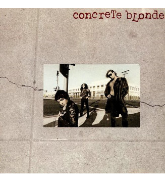 Concrete Blonde - Concrete Blonde (LP, Album) mesvinyles.fr