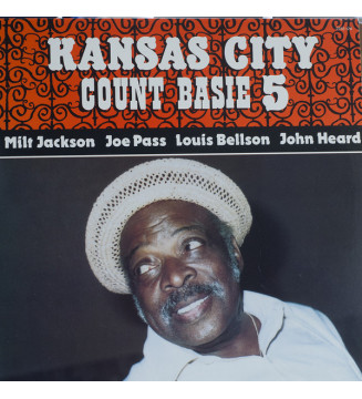 Count Basie - Kansas City 5 (LP, Album) mesvinyles.fr