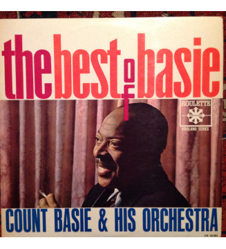 Count Basie & His Orchestra* - The Best Of Basie (LP, Album, Mono) mesvinyles.fr