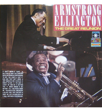 Armstrong*, Ellington* - The Great Reunion (2xLP, Comp, RE) mesvinyles.fr