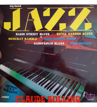 Claude Bolling Big Band - Jazz (LP) mesvinyles.fr