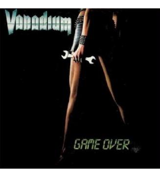 Vanadium - Game Over (LP, Album) mesvinyles.fr