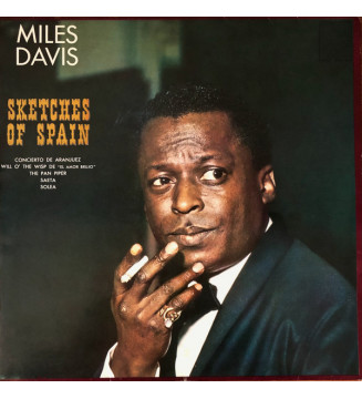 Miles Davis - Sketches Of Spain (LP, Album, RE) mesvinyles.fr
