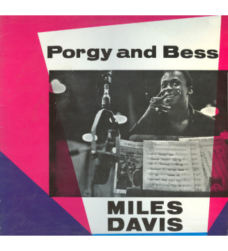Miles Davis - Porgy And Bess (LP, Album, RE) mesvinyles.fr