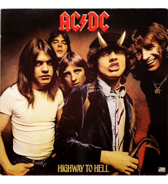 AC/DC - Highway To Hell (LP, RE) mesvinyles.fr