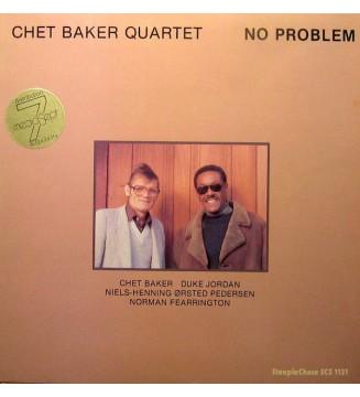 Chet Baker Quartet - No Problem (LP, Album) mesvinyles.fr
