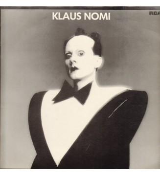 Klaus Nomi - Klaus Nomi (LP, Album) mesvinyles.fr